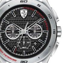 Scuderia Ferrari 0830347 Gran Premio Chronograph Herren 45mm 5ATM