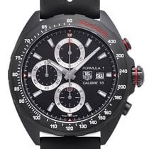 TAG Heuer Formula 1 Calibre 16 Chronograph Black CAZ2011.FT8024