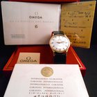 "Omega Constellation 18kt.  Gold ""piepan Dial"" Chronometre"