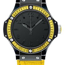 Hublot Tutti Frutti Big Bang Black 38mm