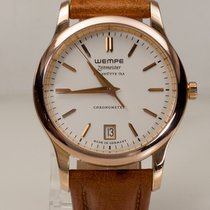 Wempe Zeitmeister Chronometer 38 mm Rose-vergoldet