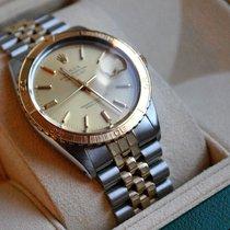 Rolex [SERVICED] Datejust Turn-O-Graph, Steel-Gold, Plexi,...