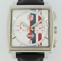 TAG Heuer Monaco Vintage Limited Edition Automatic Steel CW2118