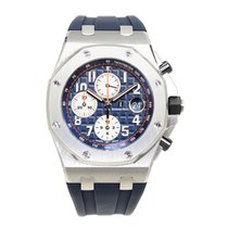 爱彼  (Audemars Piguet) New  Royal Oak Offshore Stainless Steel...