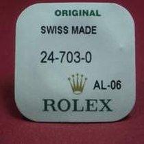 Rolex 24-703-0 Krone in Stahl wird durch 24-704-0 ersetzt