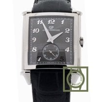 Girard Perregaux Vintage 1945 XXL Small Seconds Grey Dial...