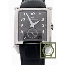 芝柏 (Girard Perregaux) Vintage 1945 XXL Small Seconds Grey Dial...