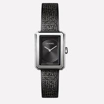Chanel Boy·Friend Tweed Watch