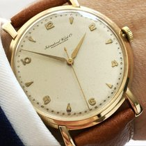 IWC Vintage IWC solid Gold 36mm cal 89