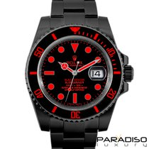 Rolex Submariner 16610 BLACK VENOM LIMITED EDITION /35 DLC PVD