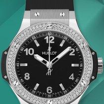Hublot STEEL DIAMONDS BIG BANG 361SX1270RX1104