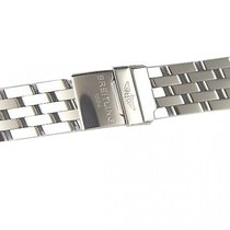 Breitling Zubehör - Armband Pilot Stahl
