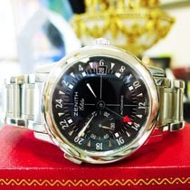Zenith Elite Port Royal V Ref: 01/02.0451.682 Steel Automatic...