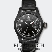 IWC Big Pilot's Top Gun Ceramic 46mm L