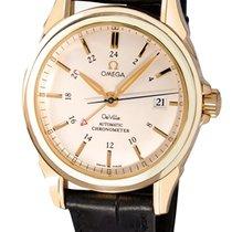 Omega De Ville Co-Axial GMT 4633.30