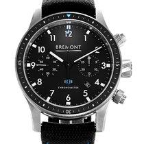 Bremont Watch Boeing BB247-SS/BK