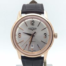 Vulcain 50s Presidents Classic 18k Rose Gold Automatic...