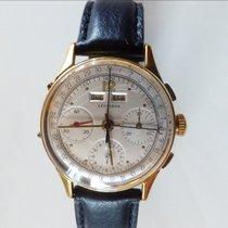 Leonidas Valjoux 72c pre- Heuer Chronograph