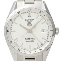 TAG Heuer Carrera Calibre 7 Twin-Time Automatik 39mm