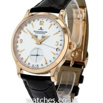 Jaeger-LeCoultre Master Date 18ct Rose Gold
