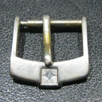 Zenith vintage stainless steel buckle mm 14