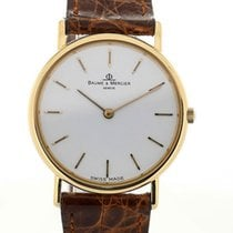 Baume & Mercier Classima 27 Yellow Gold Indices