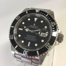 Rolex Submariner - Date - LC 100 - Full Set -New Service