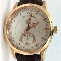 Carl F. Bucherer Manero 18Kt (750) Rose Gold Power Reserve...