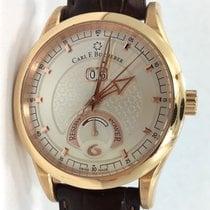 Carl F. Bucherer Manero 18Kt (750) Rose Gold Power Reserve...