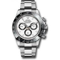 Rolex Daytona 116500 Stainless Steel White Face , Black...