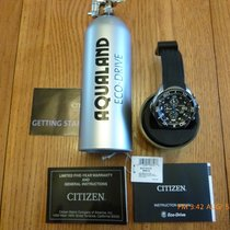 Citizen Eco-Drive Aquapland Promaster Diver