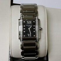 Patek Philippe 4910/10A Lady Steel Diamond Twenty-4 Forever...