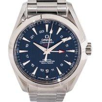 Omega Seamaster Aqua Terra GMT