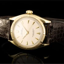 Rolex Oyster Perpetual Bubbleback (34mm) Ref.: 6085 in...