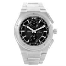 IWC Ingenieur Automatic Chronograph Black Dial Mens Watch...