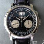 A. Lange & Söhne Datograph Flyback Platinum - 403.035