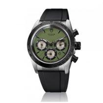 Tudor Men's M42010N-0008 Fastrider Blackshield Watch
