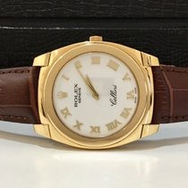 Rolex Cellini Cestello 36mm 2009 Ouro Amarelo 18k