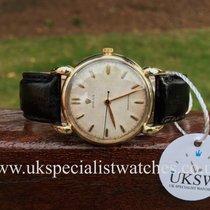 Rolex Precision Fancy Lugs - 4747– 9K Gold  – Vintage