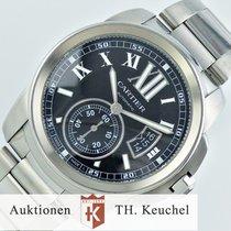 Cartier Calibre de Cartier Roman dial Automatic Full Set Ref 3389