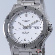 Longines Admiral L3.600.4 Automatic Box Papers