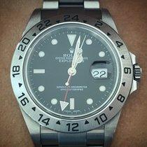 Rolex Explorer II 16570- Série P (12/2001)- Unpolished