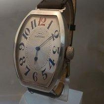 IWC schaffhausen vintage jumbo tonneau silver caliber 76...