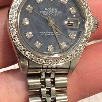 ロレックス (Rolex) 79174 Ladies 18k White Gold/ss Datejust 26mm...