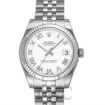 롤렉스 (Rolex) Datejust Lady 31 mm White/Steel Ø31 mm - 178274