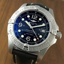 "Breitling SuperOcean 2000 m Steelfish"" automatic diver&#39..."