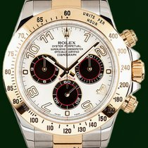 Ρολεξ (Rolex) Cosmograph 116523 Gold Steel 2010 Box&Papers