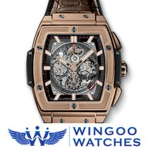 Hublot SPIRIT OF BIG BANG KING GOLD Ref. 601.OX.0183.LR
