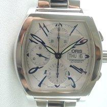 Ορίς (Oris) Miles Tonneau 635 7532 Day Date Chronograph -...