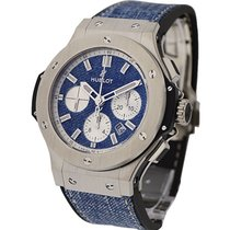 Hublot 301.SX.2710.NR.JEANS Big Bang Jeans Chronograph -...